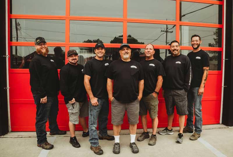 Garage Store Boise Crew